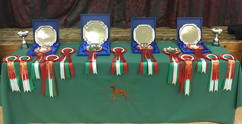 First Championship Show Results